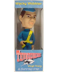 FUNKO WACKY WOBBLER THUNDERBIRDS VIRGIL TRACY パッケージ傷み特価