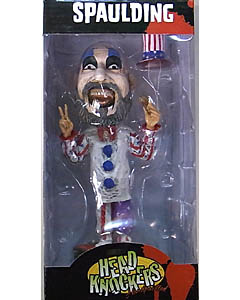 NECA HEAD KNOCKERS HOUSE OF 1000 CORPSES CAPTAIN SPAULDING
