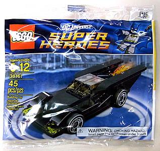 LEGO DC UNIVERSE SUPER HEROES BATMAN BATMOBILE