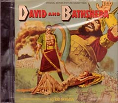 DAVID AND BATHSHEBA 愛欲の十字路