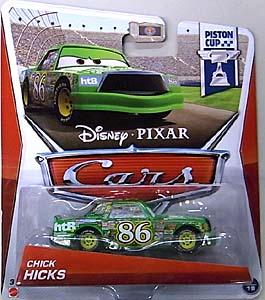 MATTEL CARS 2013 シングル CHICK HICKS