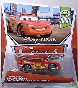 MATTEL CARS 2013 シングル LIGHTNING McQUEEN WITH RACING WHEELS