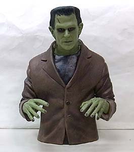 DIAMOND SELECT UNIVERSAL MONSTERS BUST BANK FRANKENSTEIN