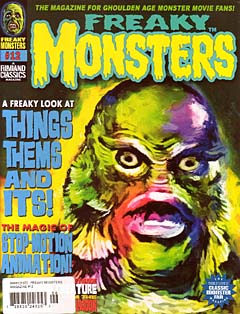 FREAKY MONSTERS #12
