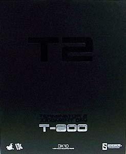 HOT TOYS MOVIE MASTERPIECE DX 1/6スケール TERMINATOR 2 T-800