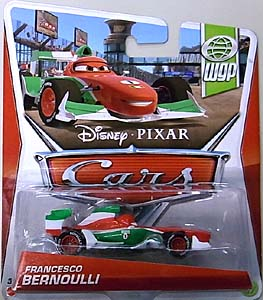 MATTEL CARS 2013 シングル FRANCESCO BERNOULLI