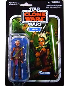 HASBRO STAR WARS 2012 THE VINTAGE COLLECTION AHSOKA [THE CLONE WARS]