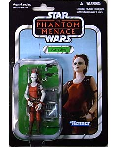 HASBRO STAR WARS 2012 THE VINTAGE COLLECTION AURRA SING [THE PHANTOM MENACE]