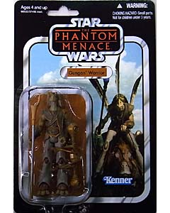 HASBRO STAR WARS 2012 THE VINTAGE COLLECTION GUNGAN WARRIOR [THE PHANTOM MENACE]