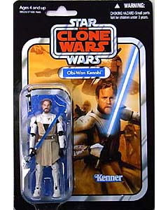 HASBRO STAR WARS 2012 THE VINTAGE COLLECTION OBI-WAN KENOBI [THE CLONE WARS]