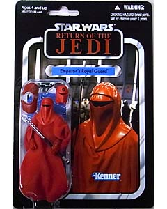 HASBRO STAR WARS 2012 THE VINTAGE COLLECTION EMPEROR'S ROYAL GUARD [RETURN OF THE JEDI]