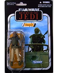 HASBRO STAR WARS 2012 THE VINTAGE COLLECTION WEEQUAY #2 [RETURN OF THE JEDI] 台紙傷み特価