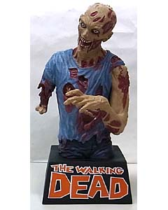 DIAMOND SELECT THE WALKING DEAD COMIC BUST BANK ZOMBIE