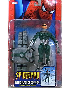 TOYBIZ SPIDER-MAN CLASSICS SERIES 15 WEB SPLASHER DOC OCK ブリスター傷み特価