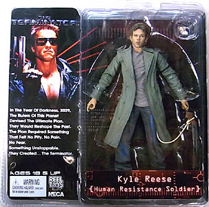 NECA TERMINATOR COLLECTION 7インチアクションフィギュア シリーズ3 THE TERMINATOR KYLE REESE [HUMAN RESISTANCE SOLDIER]
