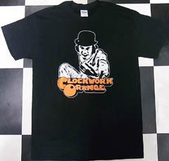 「時計じかけのオレンジ」 A CLOCKWORK ORANGE/オレンジ・ロゴ