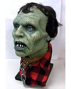 個人ハンドメイド品 死霊のえじき バブ FRP製 ディスプレイ仕様マスク
