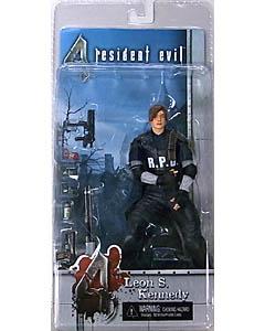 2006年サンディエゴ・コミコン限定 NECA RESIDENT EVIL 4 LEON S. KENNEDY