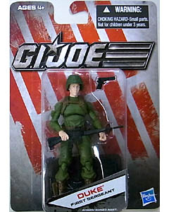HASBRO G.I.JOE DOLLAR GENERAL限定 シングル DUKE [FIRST SERGEANT]