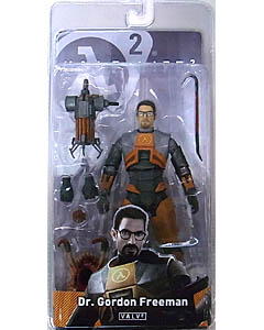 NECA PLAYER SELECT HALF-LIFE 2 Dr.GORDON FREEMAN