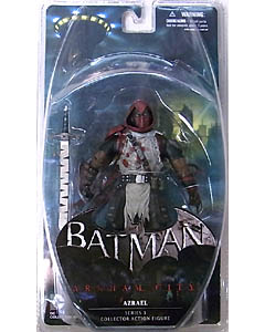 DC COLLECTIBLES BATMAN: ARKHAM CITY SERIES 3 AZRAEL ブリスター傷み特価
