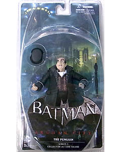 DC COLLECTIBLES BATMAN: ARKHAM CITY SERIES 3 THE PENGUIN ブリスターワレ特価