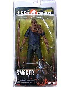 NECA PLAYER SELECT LEFT 4 DEAD SMOKER