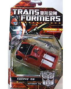 HASBRO TRANSFORMERS GENERATIONS ASIA限定 DELUXE CLASS SWERVE