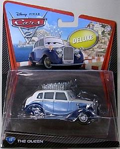MATTEL CARS2 DELUXE THE QUEEN