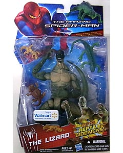HASBRO 映画版 THE AMAZING SPIDER-MAN USA WALMART限定 6インチ MOVIE SERIES THE LIZARD