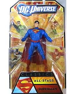 MATTEL DC UNIVERSE CLASSICS ALL STARS SUPERMAN
