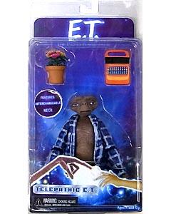 NECA E.T. 7インチアクションフィギュア シリーズ2 TELEPATHIC E.T.