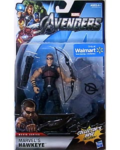 HASBRO 映画版 THE AVENGERS USA WALMART限定 6インチ MOVIE SERIES VARIANT MARVEL'S HAWKEYE