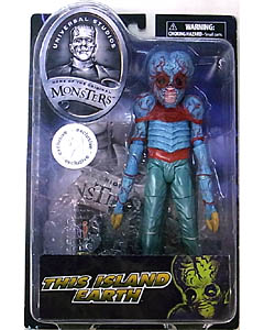 DIAMOND SELECT UNIVERSAL MONSTERS SELECT USA TOYSRUS限定 THIS ISLAND EARTH METALUNA MUTANT 台紙傷み特価