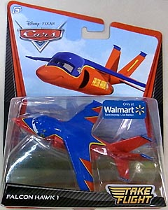 MATTEL CARS TAKE FLIGHT シングル FALCON HAWK 1