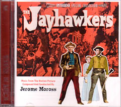 THE JAYHAWKERS 赤い砂塵