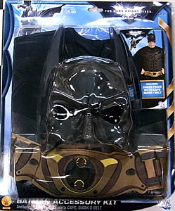 RUBIE'S 映画版 THE DARK KNIGHT RISES BATMAN ACCESSORY KIT