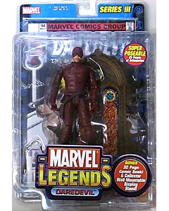 TOYBIZ MARVEL LEGENDS 3 DAREDEVIL [ヒゲあり]