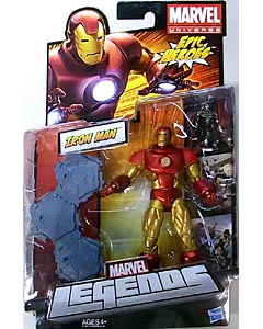 HASBRO MARVEL LEGENDS 2012 SERIES 3 NEO CLASSIC IRON MAN [国内版]