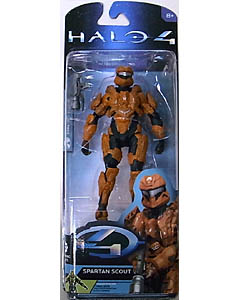 McFARLANE HALO 4 SERIES 2 SPARTAN SCOUT [RUST]