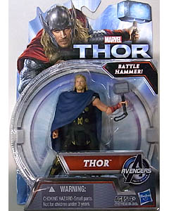 HASBRO 映画版 THOR: THE DARK WORLD 3.75インチ THOR [BATTLE HAMMER]