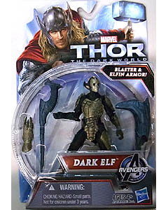 HASBRO 映画版 THOR: THE DARK WORLD 3.75インチ DARK ELF