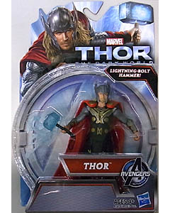 HASBRO 映画版 THOR: THE DARK WORLD 3.75インチ THOR [LIGHTNING BOLT HAMMER]