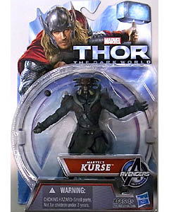 HASBRO 映画版 THOR: THE DARK WORLD 3.75インチ MARVEL'S KURSE