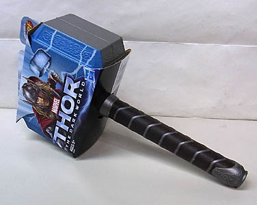 HASBRO 映画版 THOR: THE DARK WORLD THOR BATTLE HAMMER