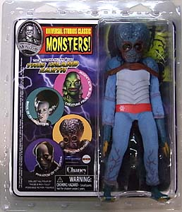 DIAMOND SELECT UNIVERSAL MONSTERS RETRO CLOTH ACTION FIGURE THIS ISLAND EARTH METALUNA MUTANT