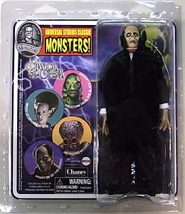 DIAMOND SELECT UNIVERSAL MONSTERS RETRO CLOTH ACTION FIGURE THE PHANTOM OF THE OPERA THE PHANTOM