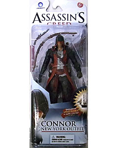 McFARLANE ASSASSIN'S CREED 6インチアクションフィギュア SERIES 1 ASSASSIN'S CREED III WALGREENS限定 CONNOR [NEW YORK OUTFIT]