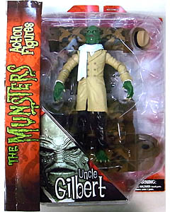 DIAMOND SELECT THE MUNSTERS UNCLE GILBERT