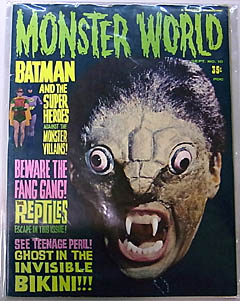 MONSTER WORLD #10 特価